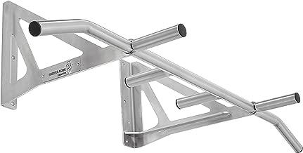 Tenue solide mont/é au plafond Barre de traction avec 6/positions prise en main/ /avec 10/ans de garantie d/'un produit de grande qualit/é/ /fabriqu/é en acier inoxydable pour une utilisation