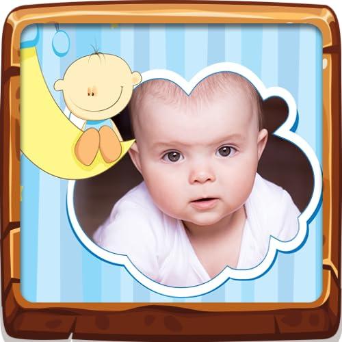 Baby-Foto-Rahmen