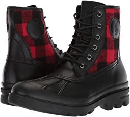 Black/Black/Red