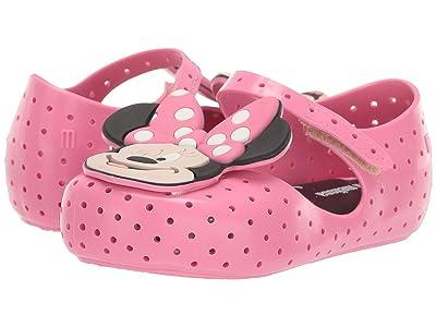 Mini Melissa Furadinha Minnie II (Toddler/Little Kid) (Pink) Girl