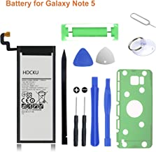 Best samsung galaxy note 5 battery replacement Reviews