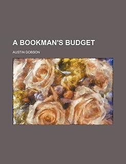 A Bookman's Budget