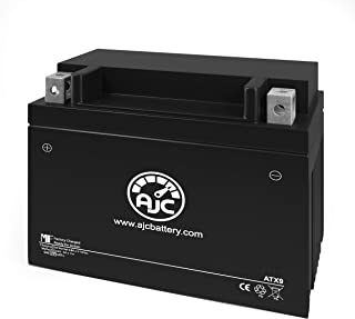 Kawasaki EX300 Ninja 300ABS 300CC Motorcycle Replacement Battery (2013-2017) - This is an AJC Brand Replacement