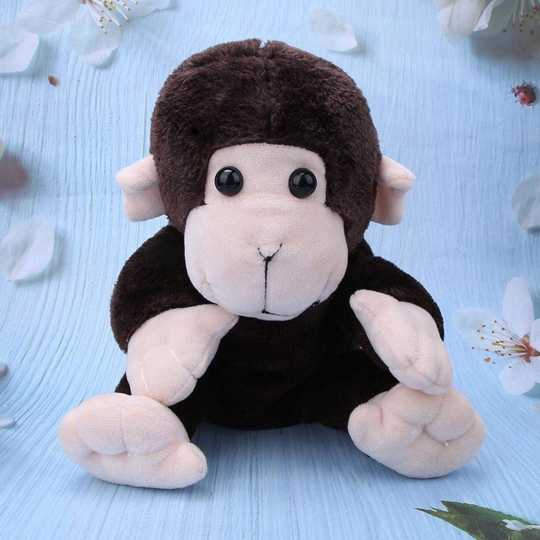 Golf Headcover Plush Cloth Monkey Max 88% OFF Cover Sale price Shaped Club Head Pr