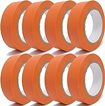 gws Reinigingstape PVC geribbelde afplakband met de hand scheurbaar   schildersbeschermingsband in professionele kwaliteit...