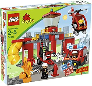 lego fire station 5601