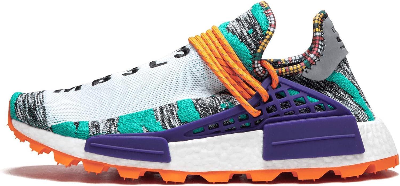 Miguel Ángel fuegos artificiales Rápido  Amazon.com   adidas Originals Pharrell x Solar Hu NMD Shoe - Men's Casual    Trail Running