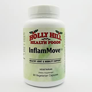 Holly Hill Health Foods, Inflammove (Healthy Joint & Mobility Support*), 90 Vegetarian Capsules