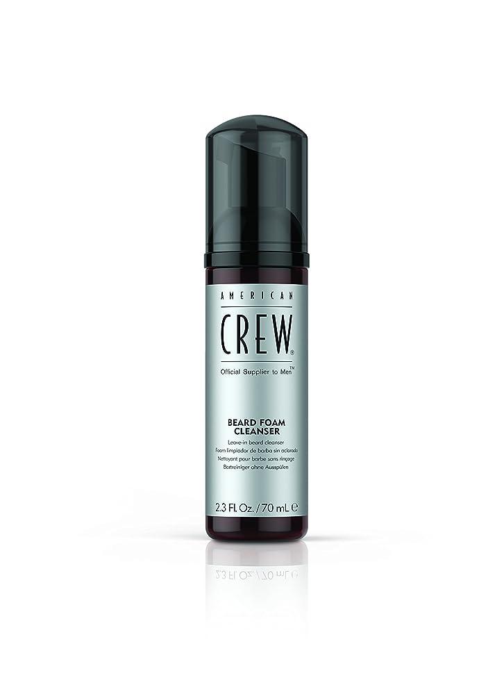 アメリカンクルー Beard Foam Cleanser - Leave In Beard Cleanser 70ml/2.3oz並行輸入品