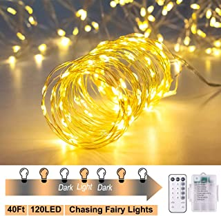 Best christmas lights no outlet Reviews