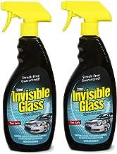 بطری پاک کن شیشه ای نامرئی 92164-2PK Premium 22-اونس - مورد 2 ، 44. بسته سیال