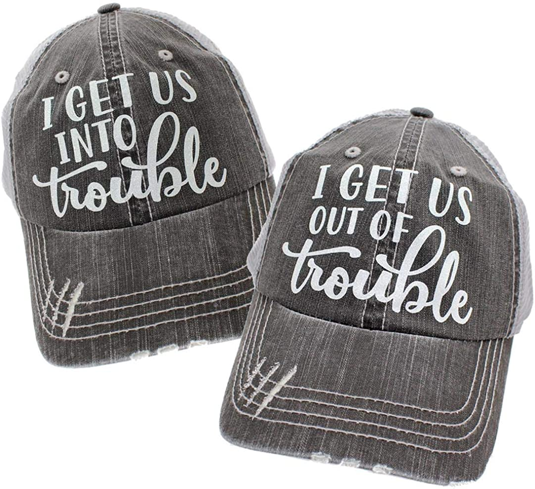 Department store r2n 35% OFF fashions I get us into Trouble Out Women's of Trucke