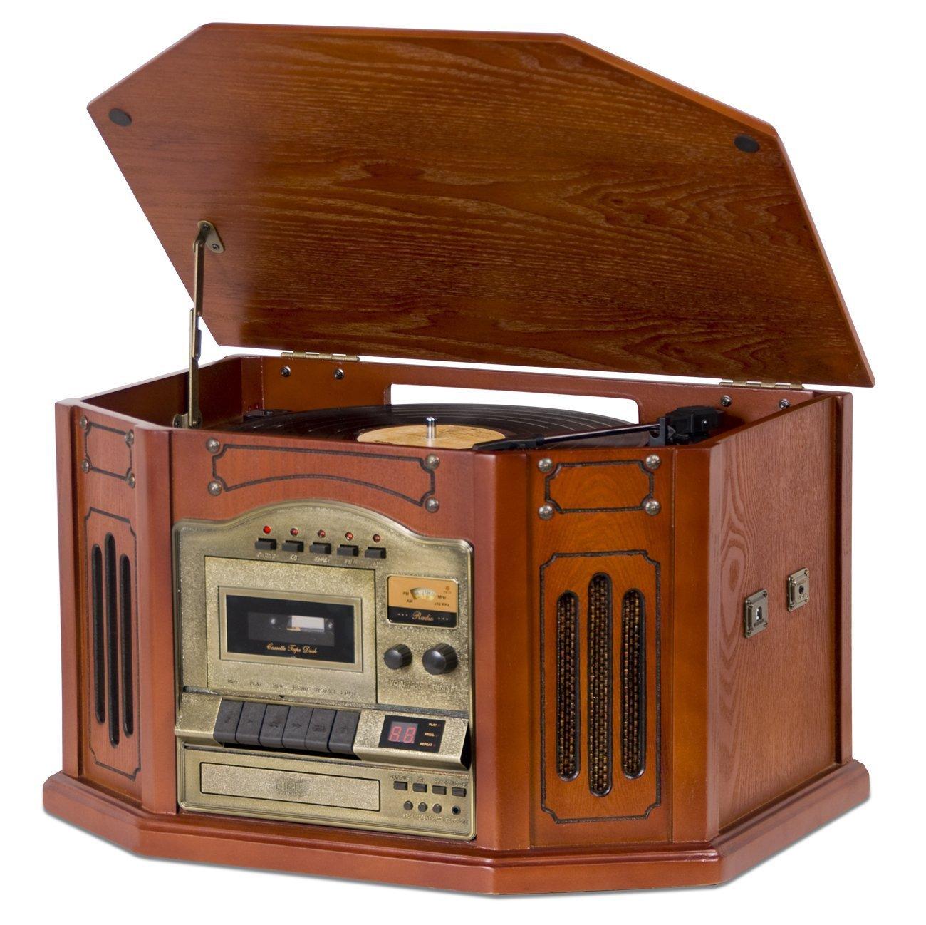 Grace Digital Audio Tunewriter III - Tocadiscos: Amazon.es ...