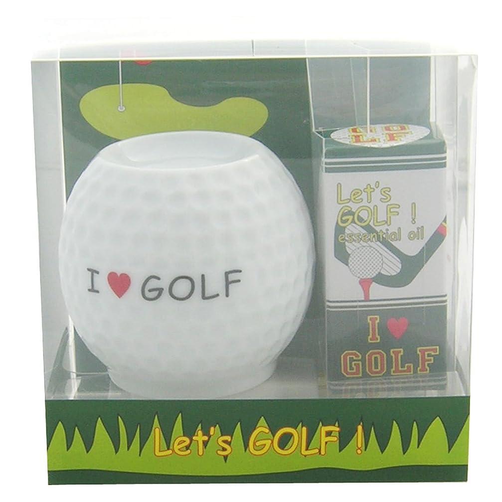 アベニューわかる中止しますフリート レッツ ゴルフ! アロマライトセット アイラヴゴルフ 4ml