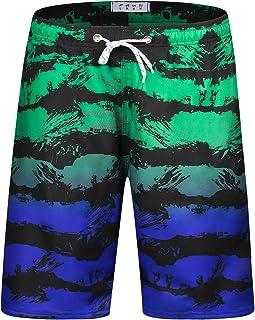 APTRO Men's Shorts Swim Trunks Casual Surf Beach Shorts Quick Dry Board Shorts Casual Home Wear Mens Pajamas S-4XL 02