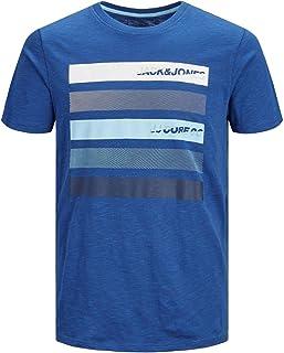 Jack & Jones Jcorain tee SS Crew Neck Camiseta para Hombre