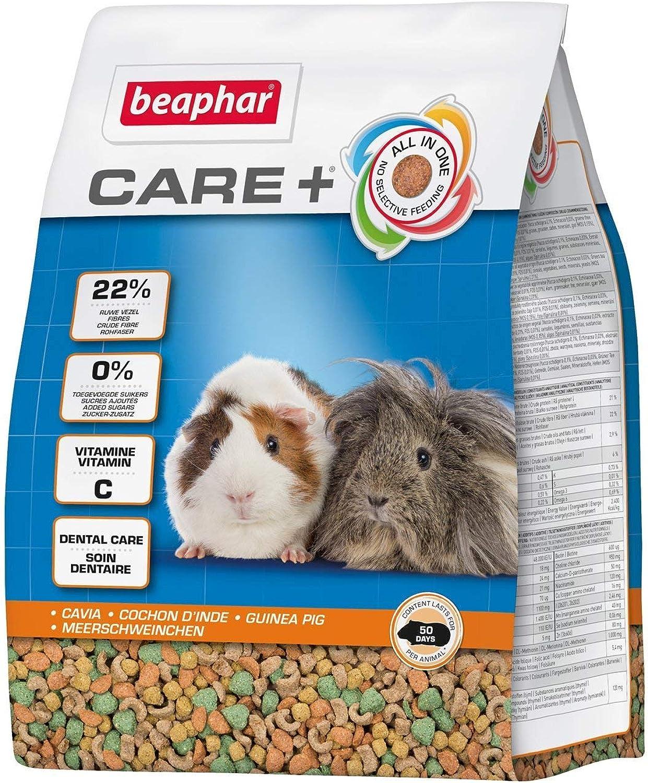 2XCare+ Guinea Pig Food  1.5kg
