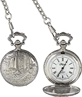 Pocket Watch - Steamboat