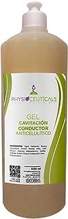 Gel Cavitación Conductor ANTICELULITICO 1000 ML(Ruscus Vessiculosus,Estract hereda Helix,Leaf Extract,Aesculus Hipocastanum,Coffea Arabiga)