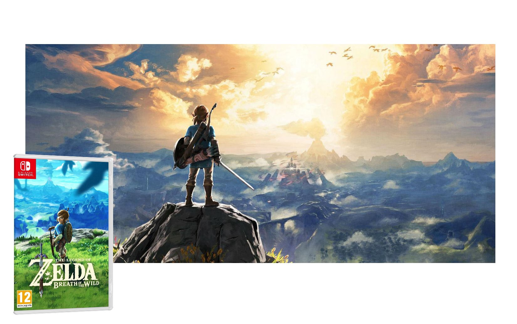 Nintendo Switch 32Gb Gris + The Legend of Zelda: Breath of The Wild: Amazon.es: Videojuegos