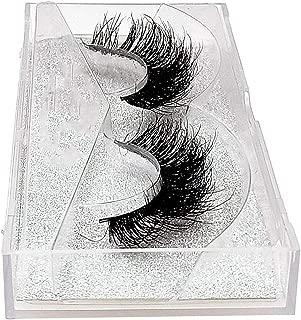NEW Barry-Story 3D Mink Hair False Eyelashes Wispy Cross Eye Lashes Fluffy Handmade Extension Mink Eyelashes,Y30
