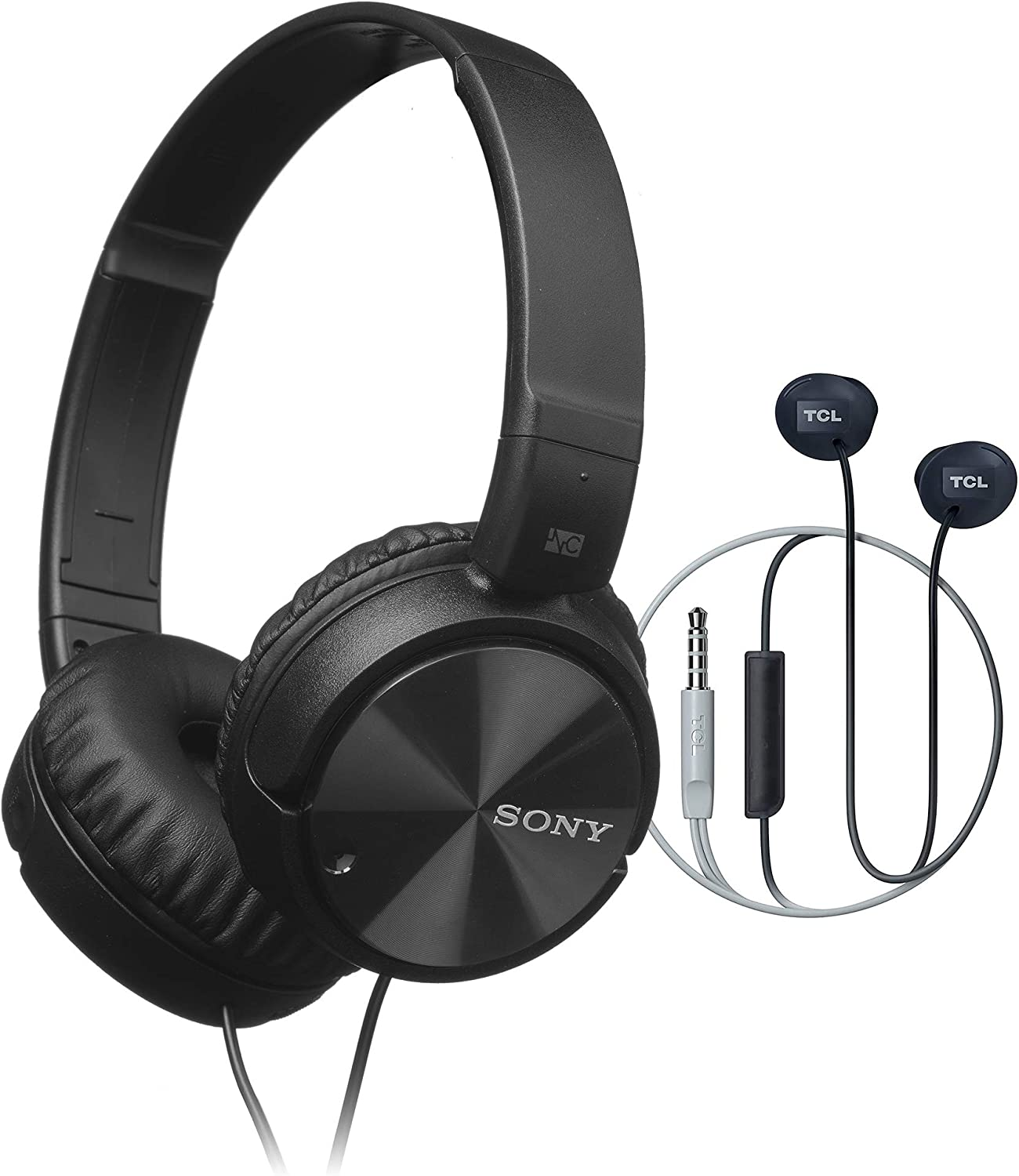 Sony All items free shipping MDRZX110NC 67% OFF of fixed price Noise Cancelling Headphones TCL in-E and Premium