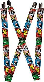 Suspender - Avengers