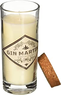 DecoGlow CDL5490 Candle, Cocktail Lounge Gin Martini, Large