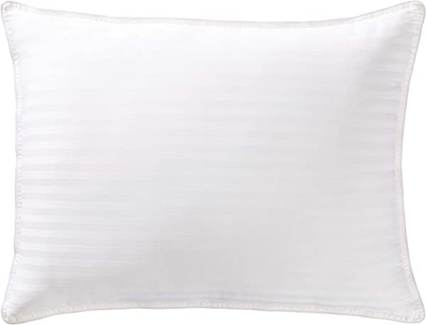 AmazonBasics Hotel Style Down Alternative Pillows Pack Of 2 Standard
