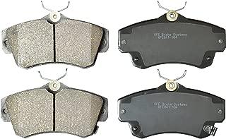 KFE Ultra Quiet Advanced KFE841-104 Premium Ceramic FRONT Brake Pad Set
