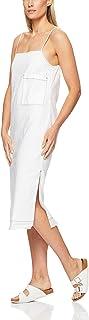 Nude Lucy Women's Grace Contrast Stitch Dress