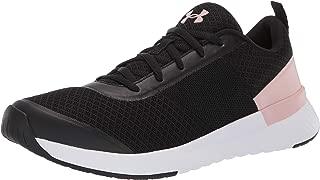 Under Armour Ua W AUra Trainer, Women's Sneakers, Black (Black/FlUShed Pink/Black 001), 6 UK (39 EU) (3021907_001)