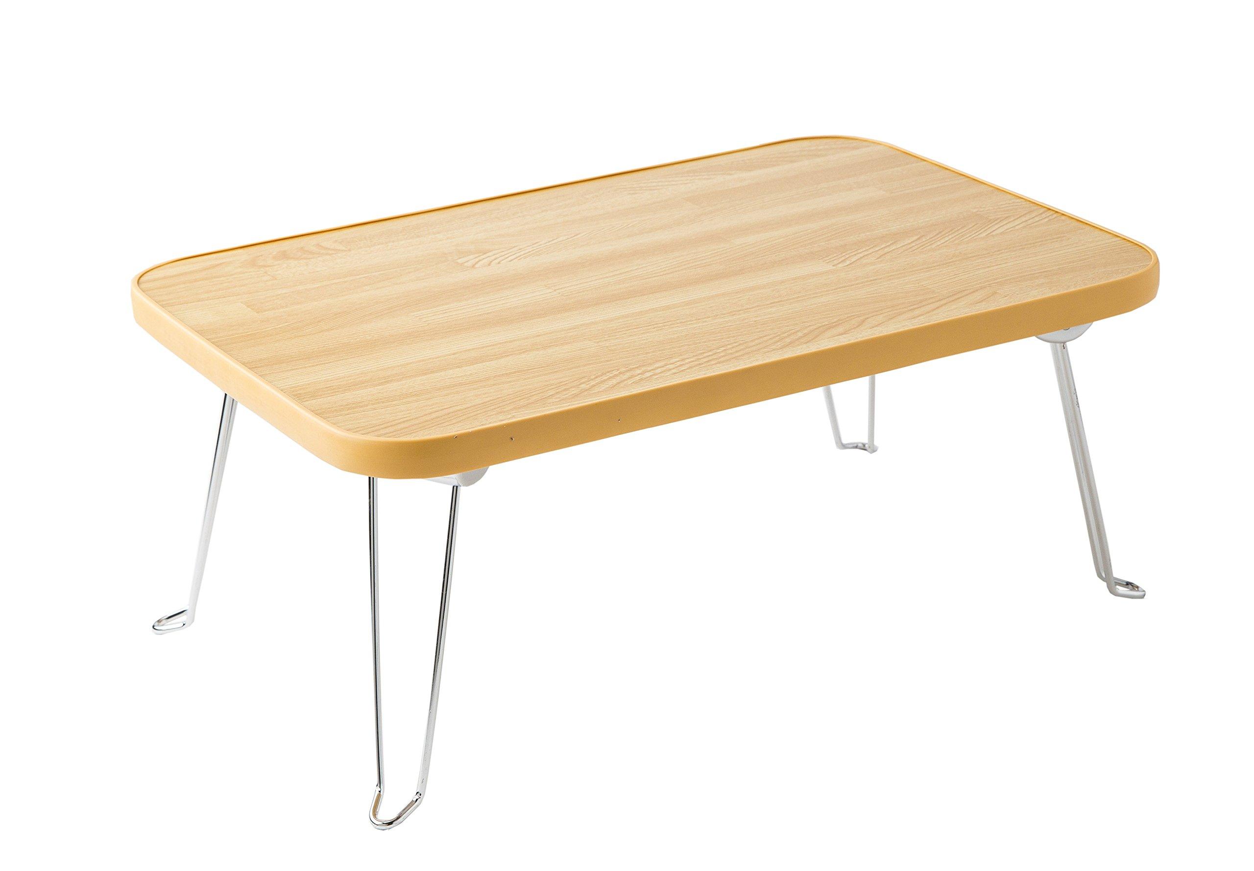 MISM ミニテーブル 寄木柄 45×30cm CTY-4530
