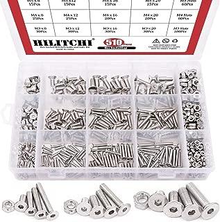 metric chicago screws