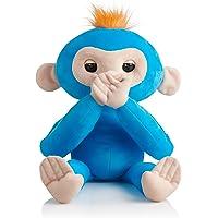 WowWee Fingerlings HUGS Advanced Interactive Plush Baby Monkey Pet