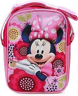 Disney Minnie Mouse Rosa Borsa a tracolla per bambini