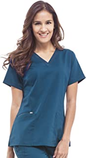 healing hands Purple Label Women's Jasmine 2278 V-Neck Top Scrubs
