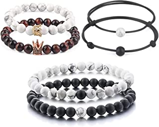 distance bracelets for couples