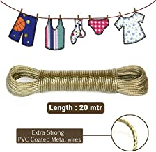 Hn'K Steel Cloth Rope (20m)
