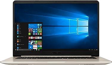 ASUS VivoBook S15 S510UN Intel Core i5 8th Gen 15.6-inch FHD Thin & Light Laptop (8GB RAM/1TB HDD + 256GB SSD/Windows 10/2GB NVIDIA GeForce MX150 Graphics/Gold/1.70 Kg), S510UN-BQ256T