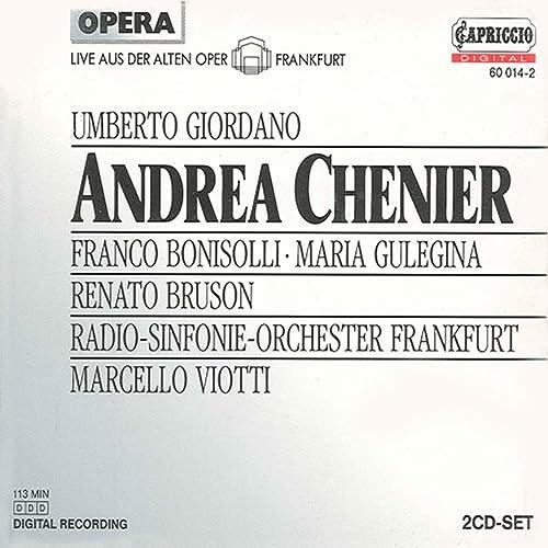 Andrea Chenier: Act I: Perdonatemi! (Maddalena, Contessa, Voci lontane,