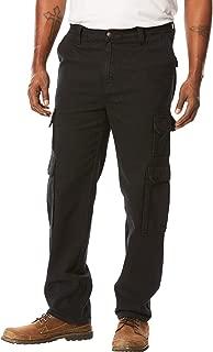 Liberty Blues Men's Big & Tall Side-Elastic Cargo Pants