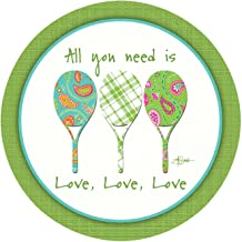 Thirstystone Stoneware Coaster Set, All You Need Is Love