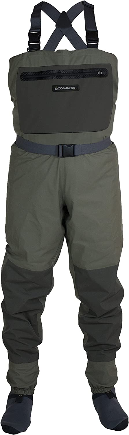 Albuquerque Mall Compass 360 Deadfall Breathable Chest STFT Wader SALENEW very popular!