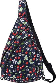 Perselief Sling Bag Multifunction Travel Backpack for Women & Men