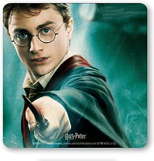 Untersetzer Coaster farbig Logo Film Harry Potter Gryffindor LOGOSHIRT Classic Lizenziertes Originaldesign
