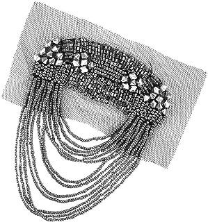 1 Paire militaire Star Tassel Chaîne Épaulette Épaule Boards Badge Bijoux Cadeau
