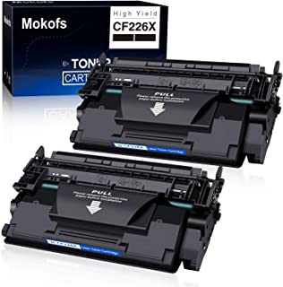 Mokofs Compatible Toner Cartridge Replacement for HP 26A CF226A 26X H-CF226X use with HP Laserjet Pro M402n M402dn M402dw ...