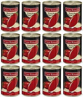 Pomodori Pelati -Schältomaten aus Italien- Casa Rinaldi 12x400 GR