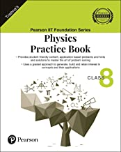 IIT Foundation Series | Physics Practice Book | Class 8